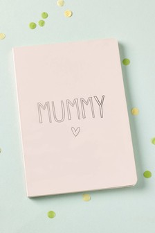 A5 Mummy Notebook