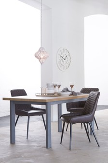 Ohara 6-8 Extending Dining Table