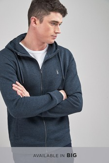 Sweat Zip Through Hoody
