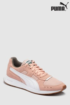 Puma® Pink RS 150 Nylon Trainer