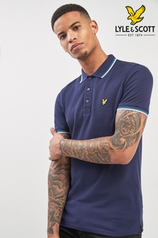 Lyle & Scott Tipped Polo