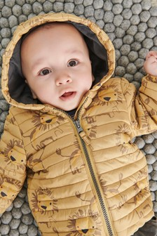 Wadded Jacket (0mths-2yrs)
