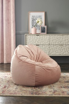 Excellent Bean Bags Bean Bag Loungers Pouffes Next Official Site Ibusinesslaw Wood Chair Design Ideas Ibusinesslaworg