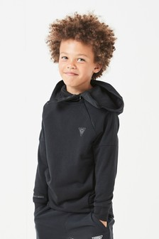 Sporty Cowl Neck Hoody (3-16yrs)