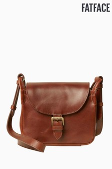 FatFace Brown Freya Cross Body Bag