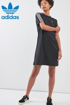 adidas Originals Black Tee Dress