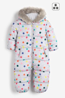 Shower Resistant Snowsuit (3mths-7yrs)
