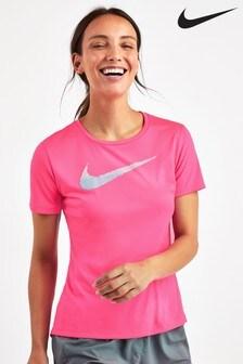 Nike Run Femme Tee