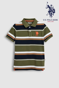 U.S. Polo Assn. Green Champion Polo