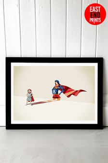 Heroine by Jason Ratliff Framed Print