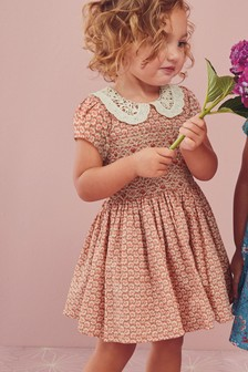 b87f68eedb6b2 Girls Dresses | Casual, Party & Beachwear Dresses | Next UK