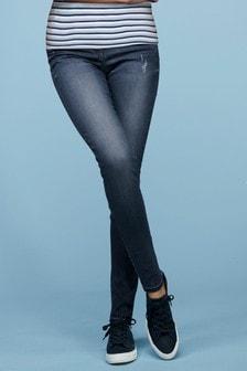Figurverbessernde Skinny-Jeans