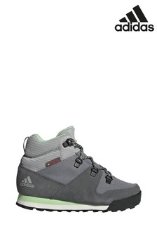 adidas Grey Snow Pitch Boots