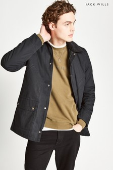 Jack Wills Lindell Waxed Jacket
