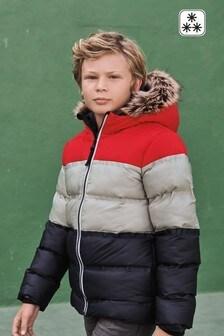 Heatseal Padded Jacket (3-16yrs)