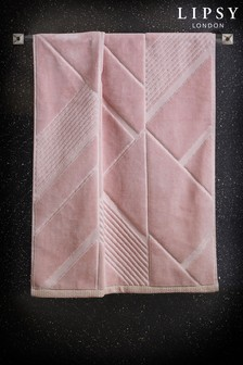 Lipsy Geo Towels