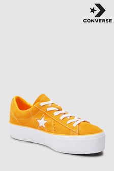 Converse One Star Plateau-Turnschuh