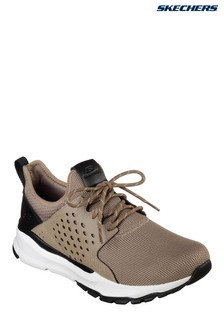 Skechers® Tan Relven Velten Trainer