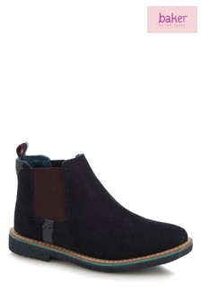 Baker by Ted Baker Navy Casual Boot