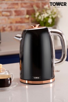 Tower Black Jug Kettle