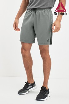 Reebok Grey Woven Short
