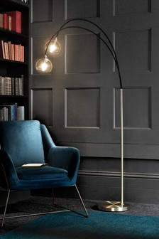 Wexley 2 Light Floor Lamp