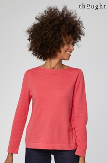 Thought Pink Grehta Jumper