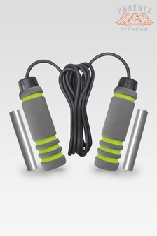 Phoenix Fitness Weighted Skipping Rope