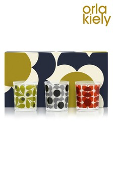 Orla Kiely Fig Tree Candle Gift Set