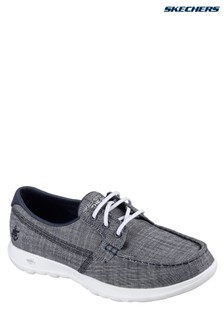 Skechers® Navy Go Walk Lite Isla Shoe