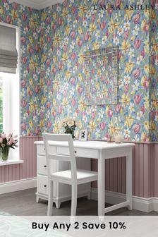 Devon White 4 Drawer Desk Chair Set by Laura Ashley