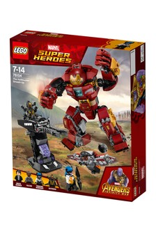 LEGO® Marvel™ Super Heroes The Hulkbuster Smash-Up