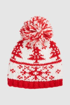 Fairisle Pattern Hat