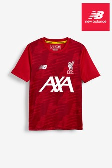 New Balance Liverpool FC Lightweight Tee