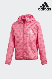 adidas Pink Must Haves Wind Jacket