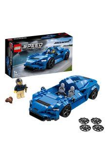 LEGO 76902 Speed Champions McLaren Elva Racing Car Toy