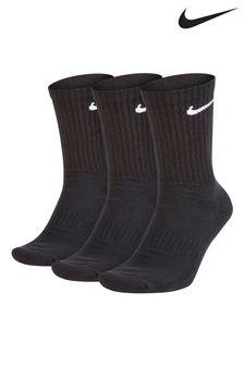 Набор из трех пар комфортных спортивных носков Nike