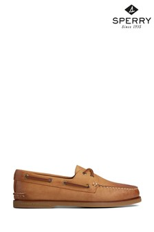 Sperry Tan Gold Cup Authentic Original Boat Shoes