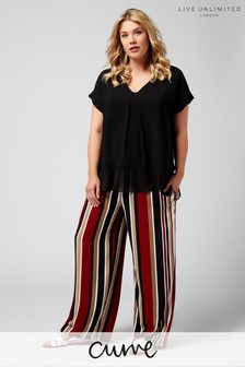 Live Unlimited Multi Stripe Trousers