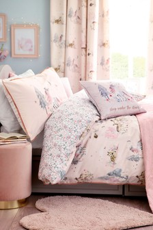 Magical Woodland Duvet Cover and Pillowcase Set