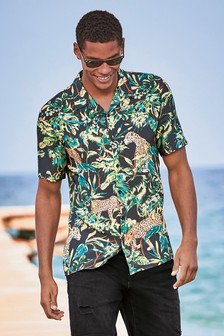 Jungle Print Shirt
