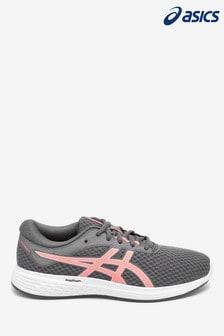 asics trainers grey