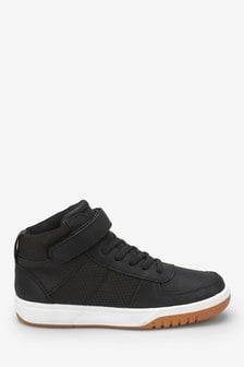 Elastic Lace Boots (Older)