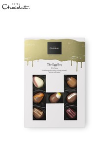Hotel Chocolat The Egg H Box