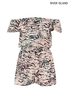 8d62a9aec8 Older Girls Younger Girls jumpsuits and playsuits River Island ...
