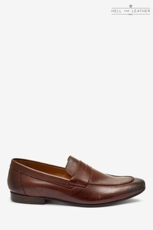 Slim Saddle Loafer