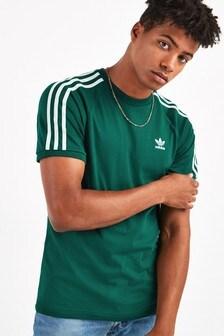 adidas Training T Shirt Tango Jacquard Clear MintConavy