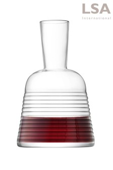LSA International Groove Carafe