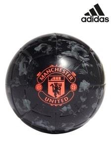 adidas Black Manchester United Football