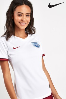 Nike Women's Dri-FIT Breathe England Stadium Home Jersey